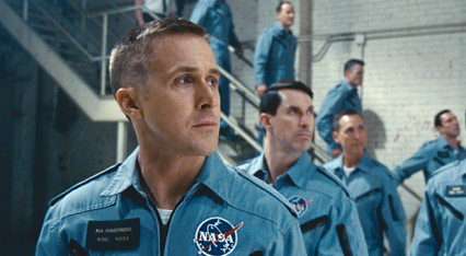 [REVIEW] FIRST MAN: Fly us to the moon… or not image