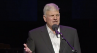 Read Franklin Graham is touring Australia