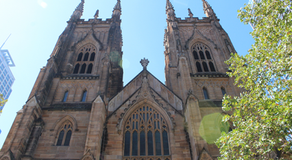 Read 150 Years of Cathedral ministry