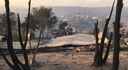 Read Aid to flow for Tathra fire victims
