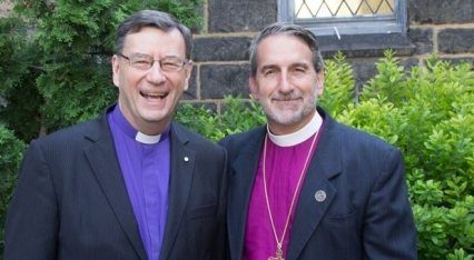 Read Archbishop welcomes new ACNA Primate