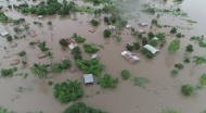 Read Islands and inland seas as Southern Africa hit by flooding