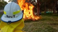 Read Prayer for protection amid bushfire emergency