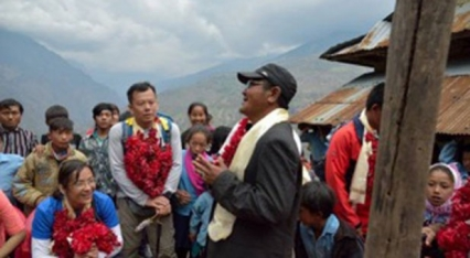 Read Nepali Christians die in their churches