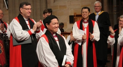 Read Lin is new bishop for biggest NESB region