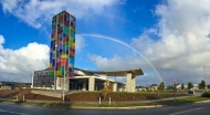 Read End of the rainbow for Sydney's newest church