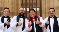 Read Thumbs up for ministry