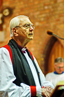 Bishop Ken Short in 2008 (photo:Ramon Williams)