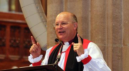 Bishop Chris Edwards