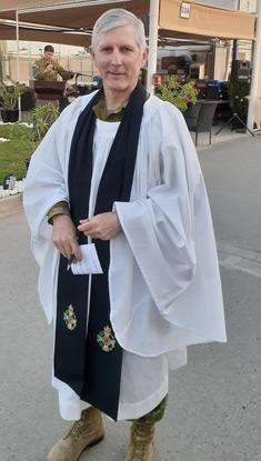 Bishop Designate Grant Dibden