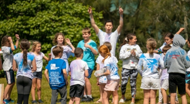New Square One camp supports more church children's ministries