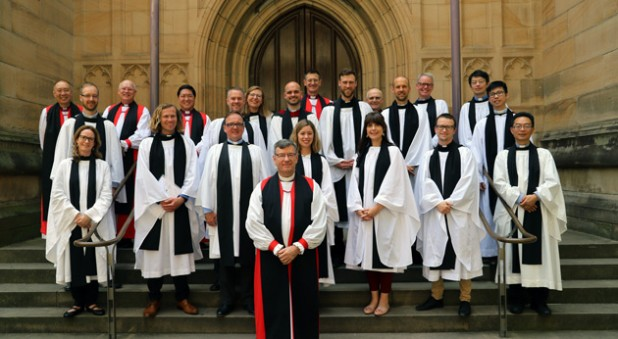 Ministry goes in all directions from double ordination
