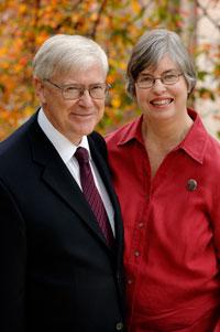 Peter and Christine Jensen