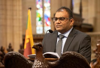Pastor Dilan Jayasinghe